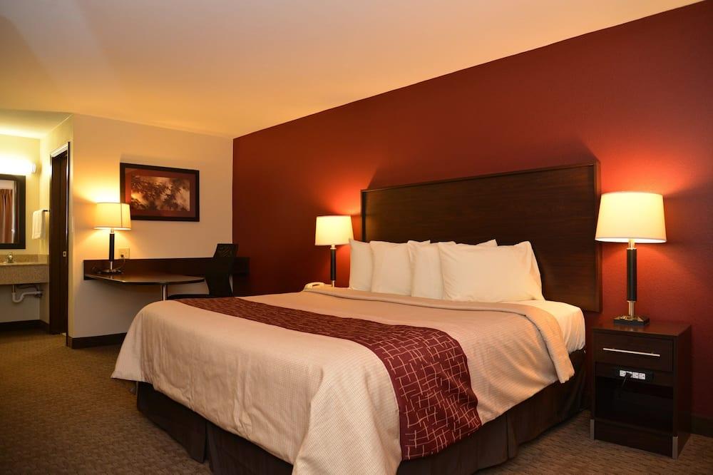 Superior-Zimmer, 1King-Bett, Nichtraucher - Zimmer