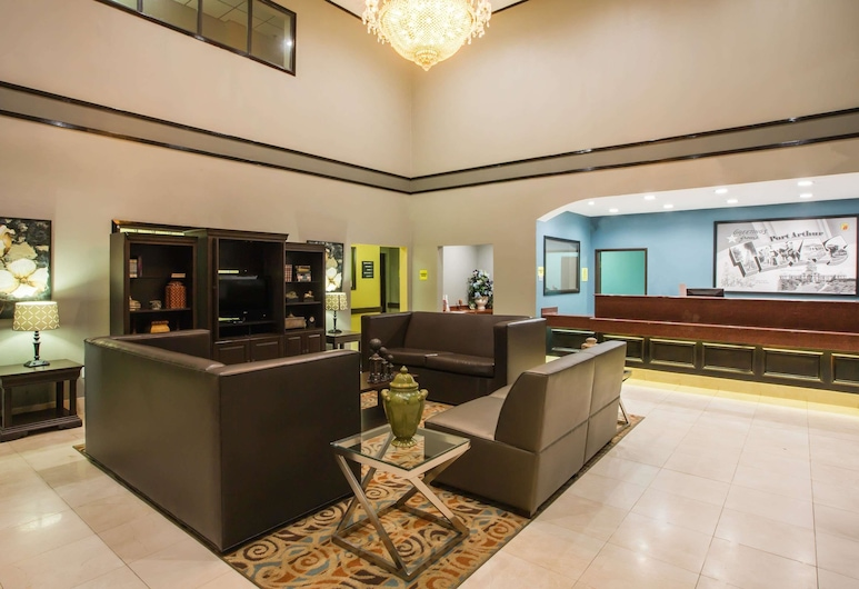 Super 8 by Wyndham Port Arthur/Nederland Area, Port Arthur, Lobby