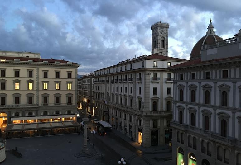 Hotel Olimpia, Florence, Uitzicht vanaf hotel