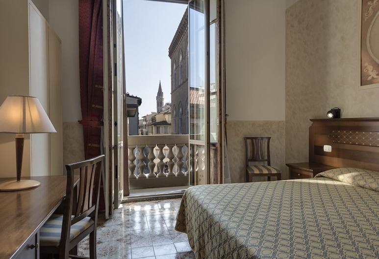 Hotel Olimpia, Firenze, Standard kahetuba, Tuba