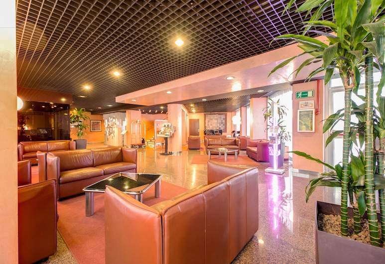 Galileo Hotel, Milan, Lobby Sitting Area