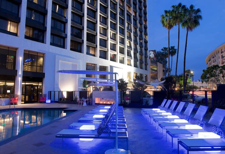 Beverly Hills Marriott, Los Angeles, Açık Yüzme Havuzu