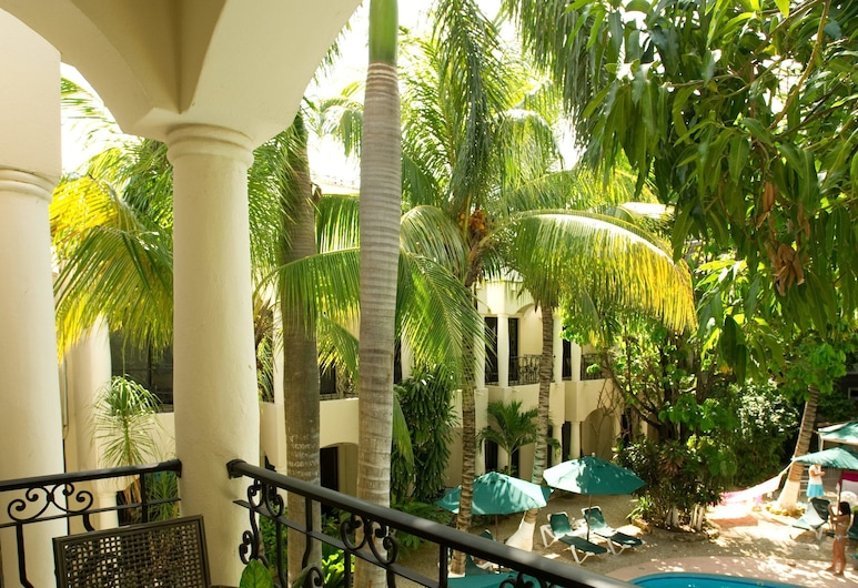 Hacienda Paradise Boutique Hotel by Xperience Hotels, Playa del Carmen, Rom – luxury, Balkong