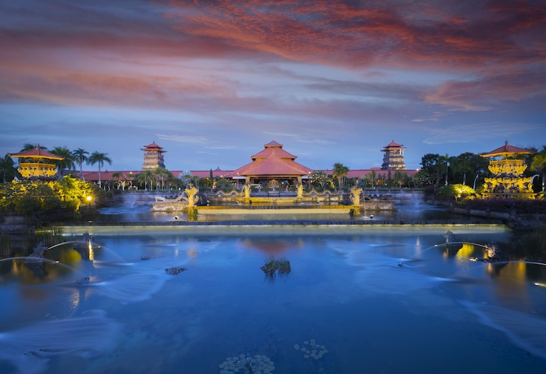 Ayodya Resort Bali, Nusa Dua, Hotel Entrance