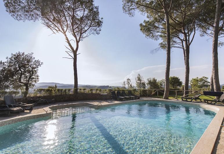 Villa Lecchi Hotel Wellness, Poggibonsi, Piscina