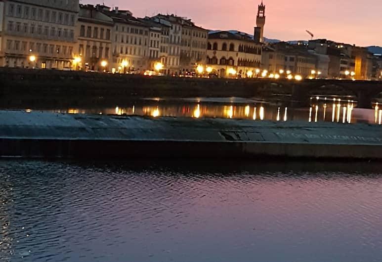 Residence La Repubblica, Florencie, Exteriér