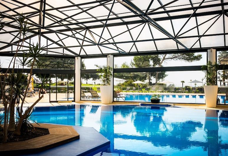 Pestana Cascais Ocean & Conference Aparthotel, Cascais, Piscina cubierta