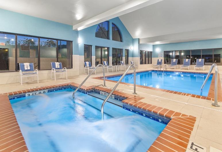 Holiday Inn Express & Suites Greenville-Spartanburg (Duncan), Duncan, Uima-allas