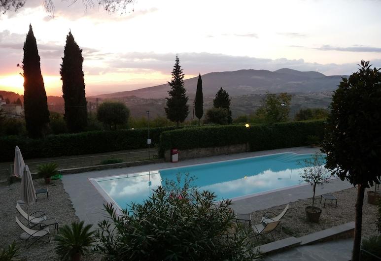 Hotel Villa Dei Bosconi, Fiesole, Jardín