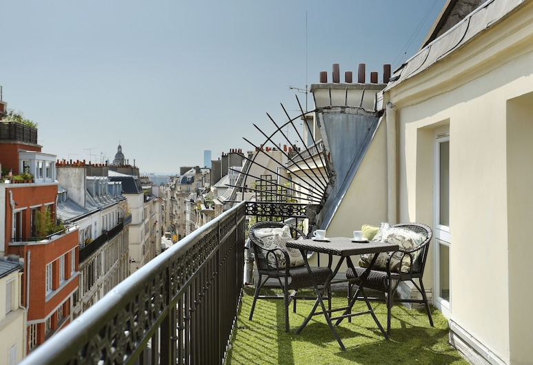 Hôtel R. Kipling by Happyculture, Paris, Rom, balkong, Balkong