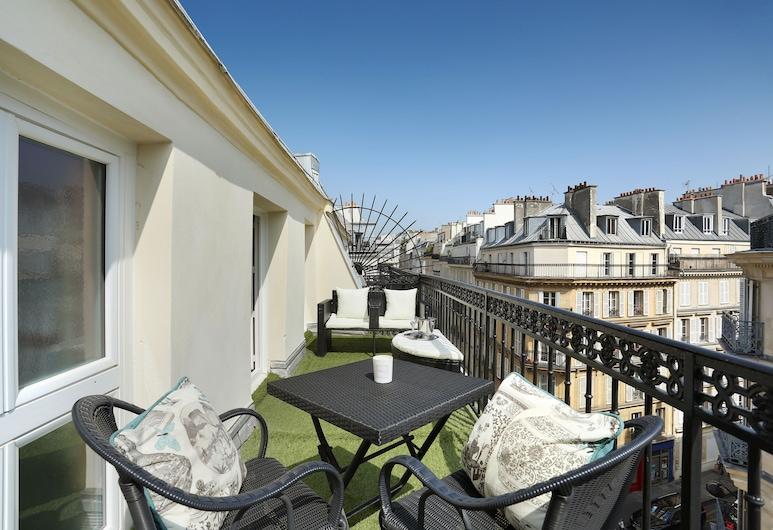 Hôtel R. Kipling by Happyculture, Paris, Rom, balkong, Balkong
