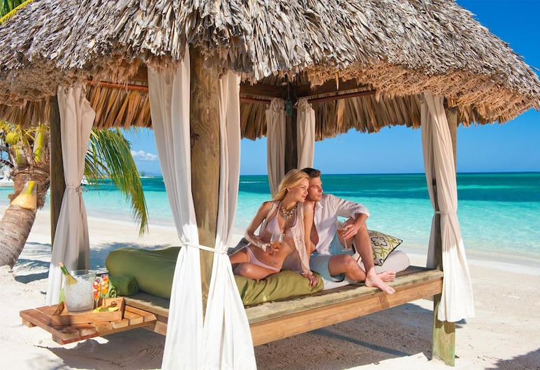 Sandals Montego Bay - ALL INCLUSIVE Couples Only, Montego Bay, Spiaggia
