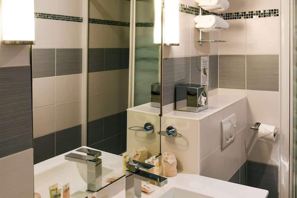 Chambre Classique, 1 lit double, non-fumeurs - Salle de bain