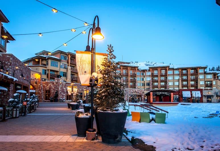 Sundial Lodge by All Seasons Resort Lodging, Παρκ Σίτι, Εξωτερικός χώρος ξενοδοχείου