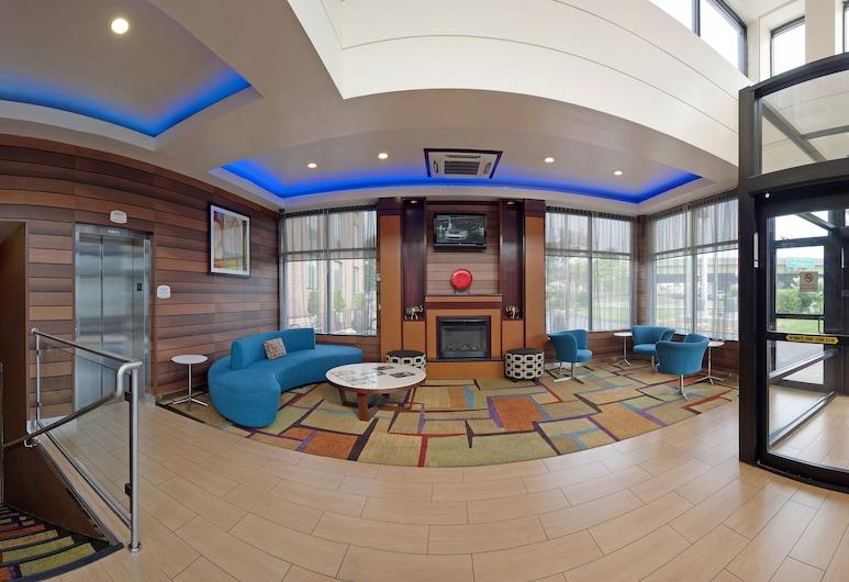 Fairfield Inn by Marriott JFK Airport, Jamaica, Lobby