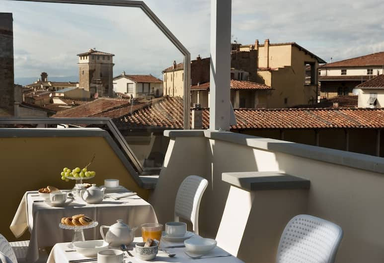 Hotel della Signoria, Florence, Outdoor Dining