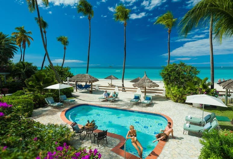 Sandals Grande Antigua - ALL INCLUSIVE Couples Only, St. John's, Kültéri medence