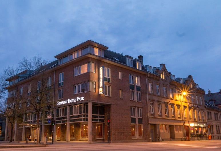 Comfort Hotel Park, Trondheim, Hotellets front