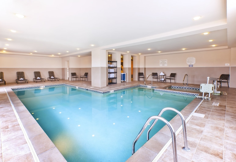 Hilton Garden Inn Cleveland Downtown, Cleveland, Indoor Pool