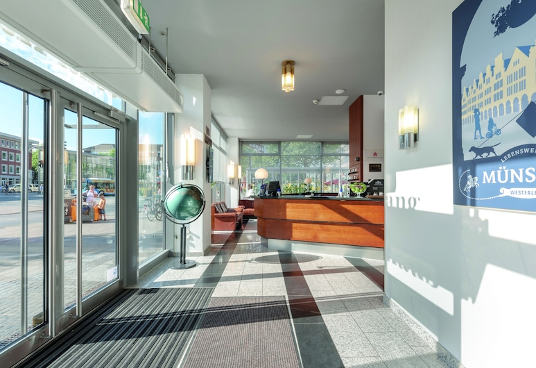 Hotel Conti, Münster, Lobby