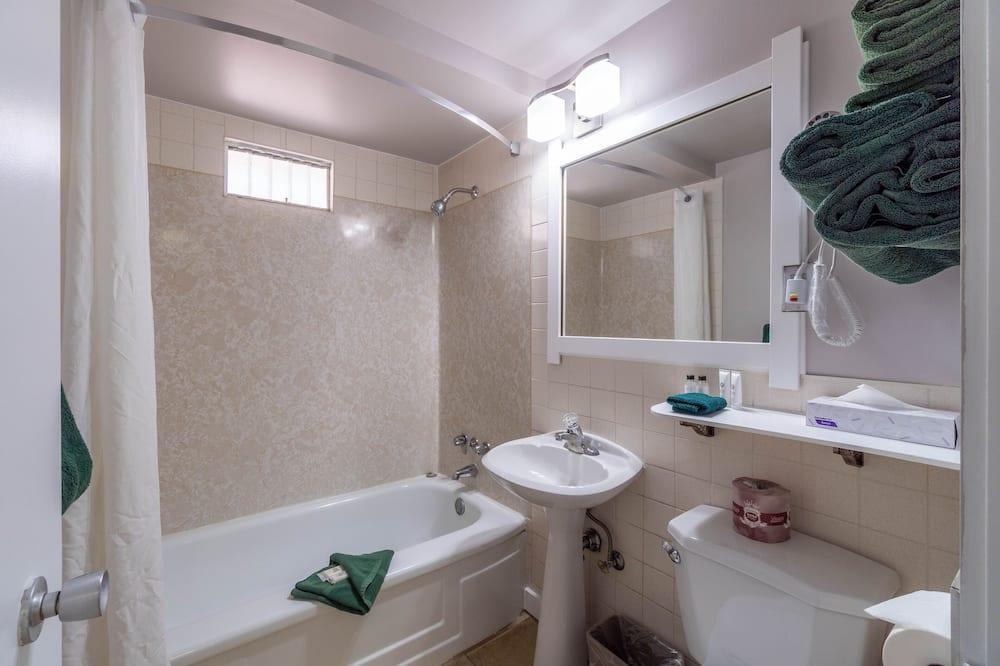 Apartament typu Suite, 2 łóżka queen, dla niepalących - Łazienka