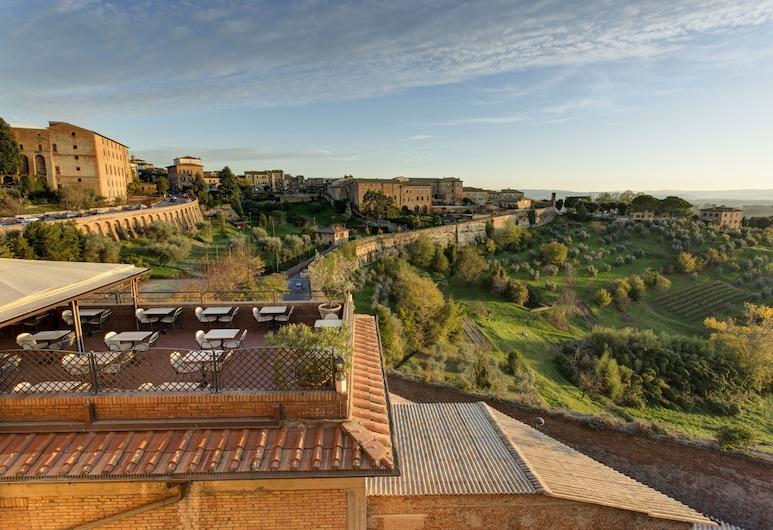Hotel Athena, Siena, Terraza o patio