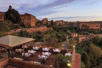 Siena bölgesindeki Hotel Athena resmi