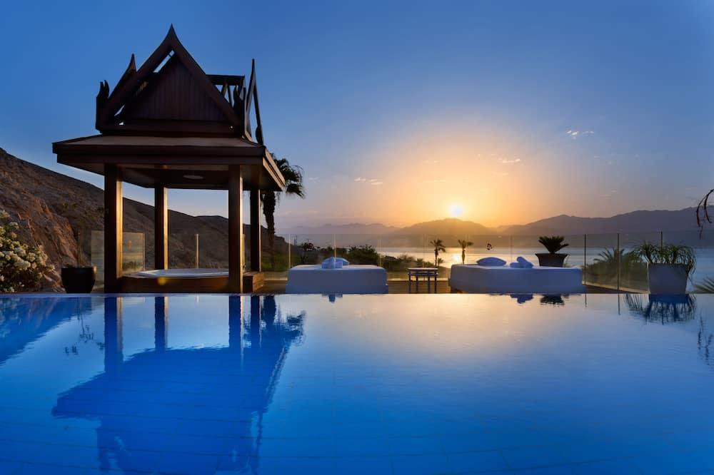 Villa (Koh Samui) - Udsigt fra værelset