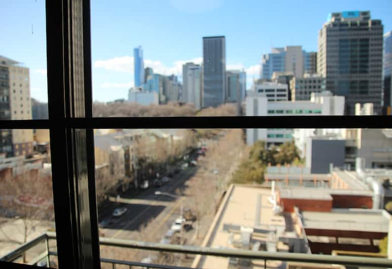 Arrow on Spencer (HarbourView Apartment Hotel), Melbourne, View from Hotel