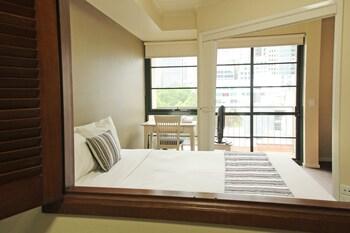 Foto van Arrow on Spencer (HarbourView Apartment Hotel) in Melbourne