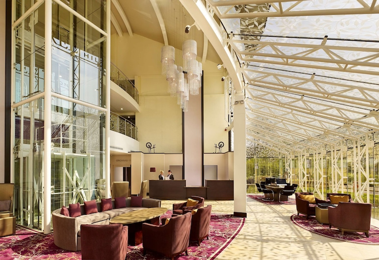 DoubleTree by Hilton Hotel - Nottingham Gateway, נוטינגהאם, קבלה