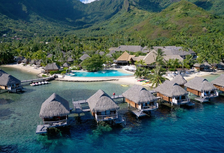 Manava Beach Resort and Spa Moorea, Moorea-Maiao