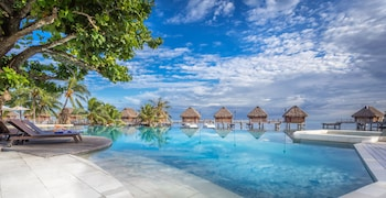 Picture of Manava Beach Resort and Spa Moorea in Moorea
