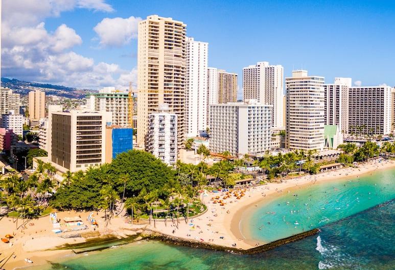 Waikiki Monarch Hotel, Honolulú, Playa