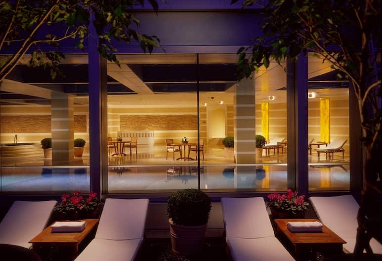 上海四季酒店, 上海市, 室內泳池
