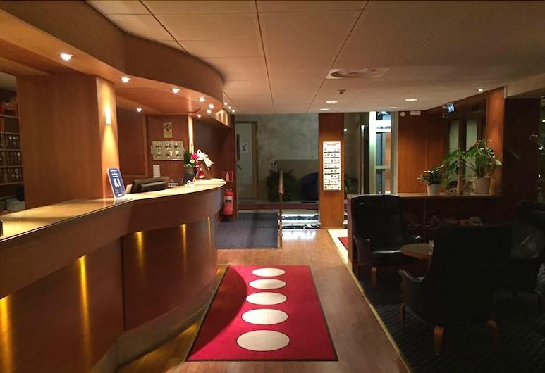 Dialog Hotel Örgryte, Göteborg, Réception