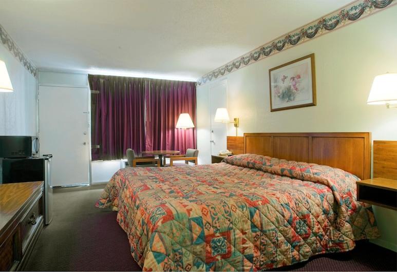 Americas Best Value Inn Loudon Lenoir City, Loudon, Pokój, Łóżko queen, Pokój