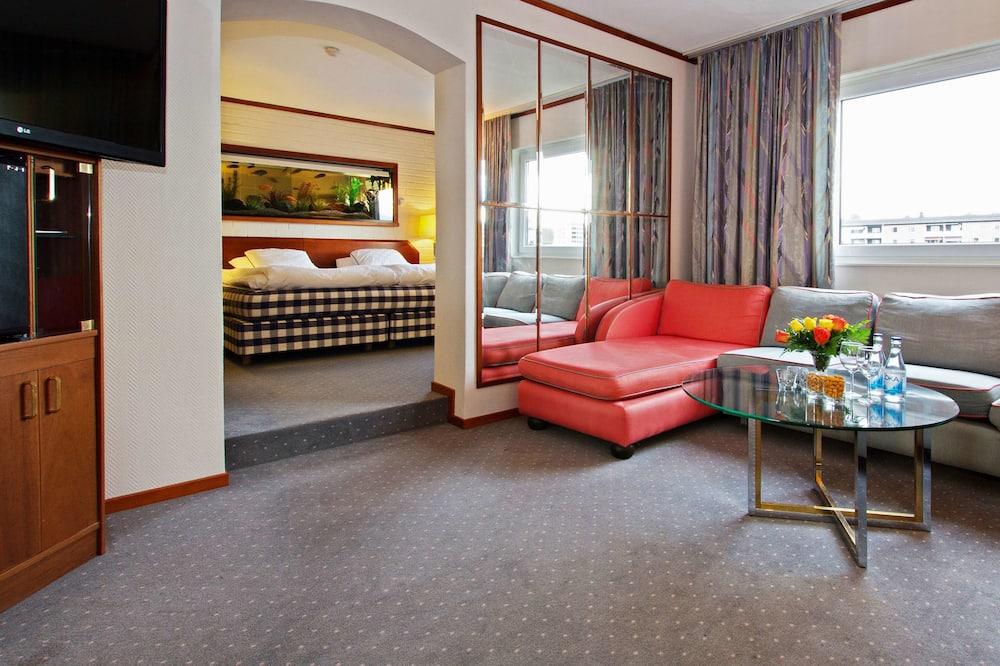 Suite, 2Schlafzimmer, Nichtraucher, Whirlpool - Zimmer