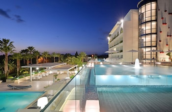 A(z) Mec Paestum Hotel hotel fényképe itt: Capaccio-Paestum