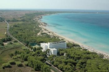 Gallipoli — zdjęcie hotelu Ecoresort Le Sirenè - Caroli Hotels
