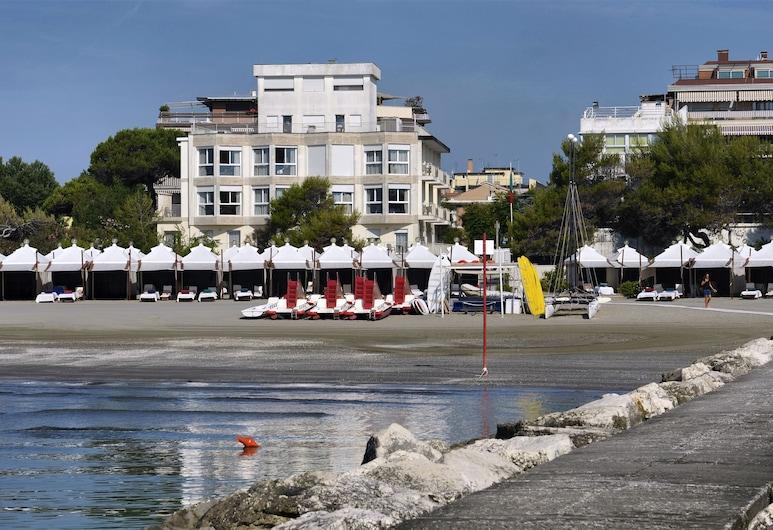 Hotel Petit Palais, Velence, Strand