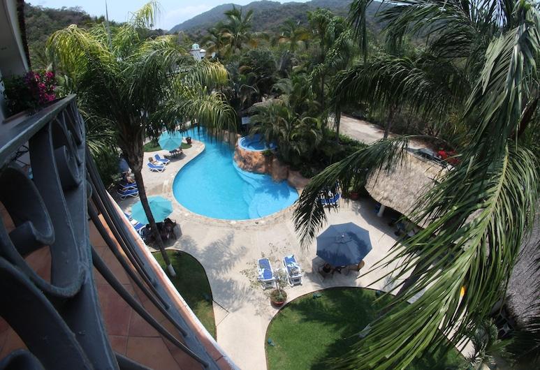 Hotel Casa Iguana Mismaloya, Puerto Vallarta, Esterni