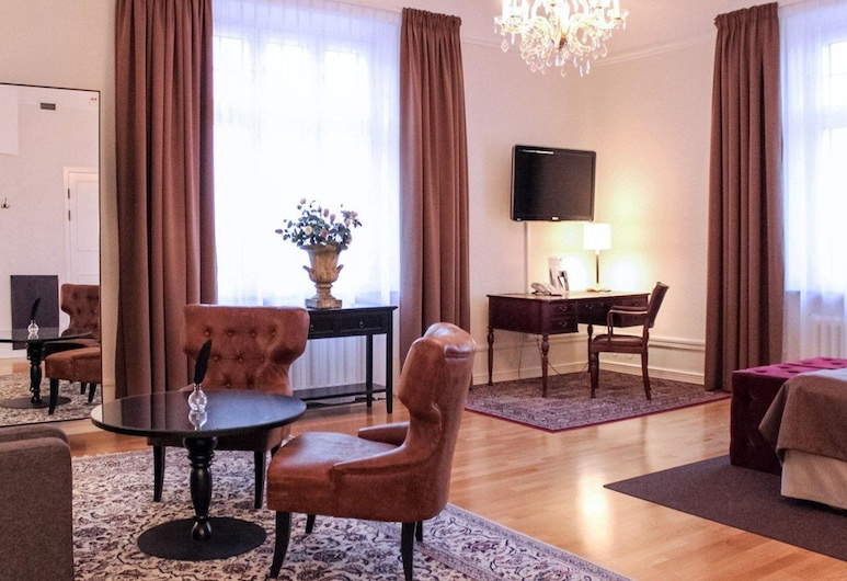 Clarion Collection Hotel Drott, Karlstad, Deluxe Room, 1 Double Bed (Includes a light evening meal), Guest Room