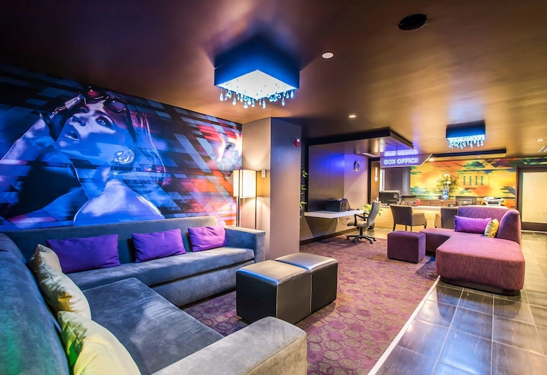 Tilt Hotel Universal/Hollywood, Ascend Hotel Collection, Los Angeles, Puhkeala fuajees