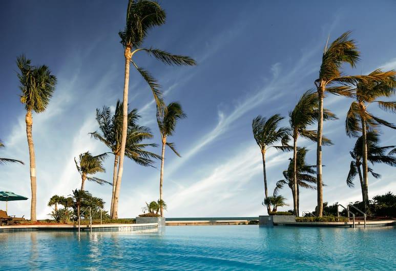 Hyatt Residence Club Key West, Windward Pointe, Key West, Vonkajší bazén