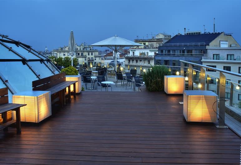 Gran Hotel Havana, Barcelone, Piscine en plein air