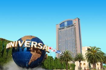Foto do Hotel Keihan Universal Tower em Osaka