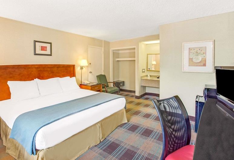 Travelodge by Wyndham Silver Spring, Silver Spring, Habitación estándar, 1 cama King size, Habitación