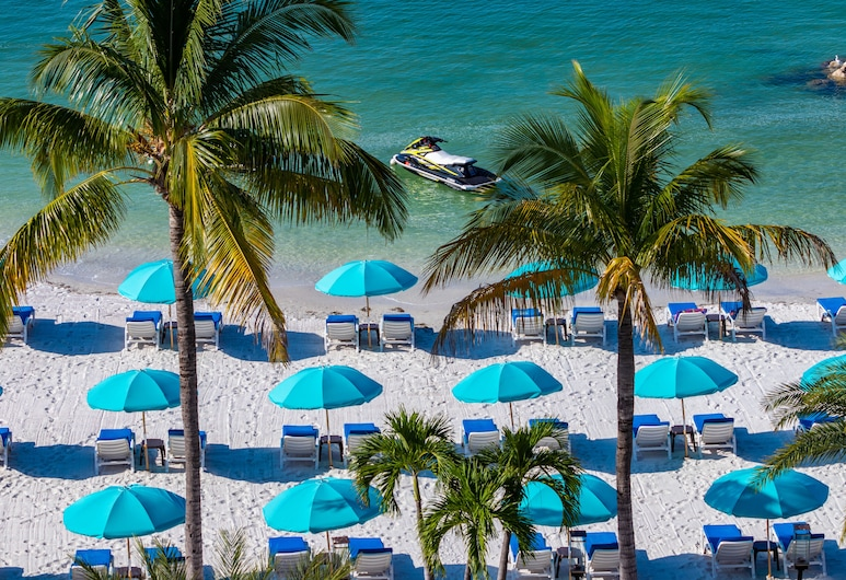 Shephard's Beach Resort, Clearwater Beach, Playa