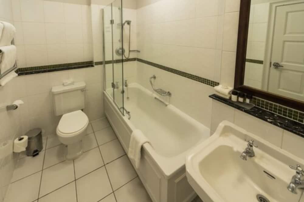 Deluxe Seaview Double Room  - Bathroom